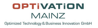 logo optivation mz klein